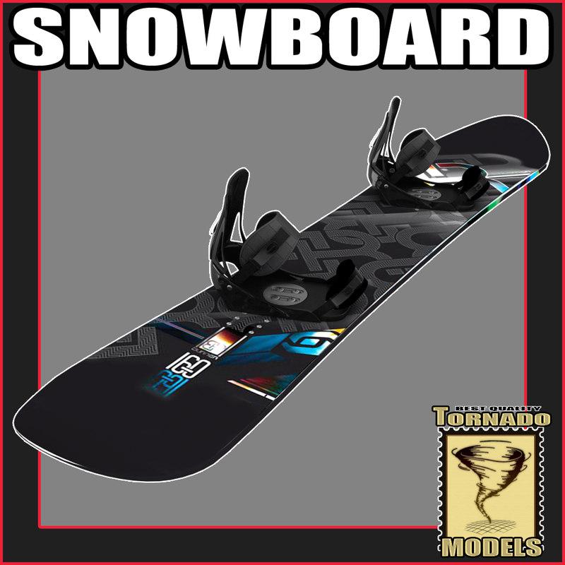 snow board snowboard dxf
