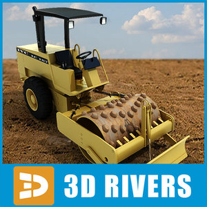 maya vibratory soil compactor industrial vehicles