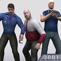 3DRT-realpeople-males-collection-ver-1.1