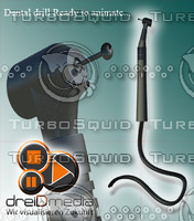 3d dental drill
