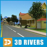 Street 02 by 3DRivers