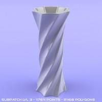 lightwave vase