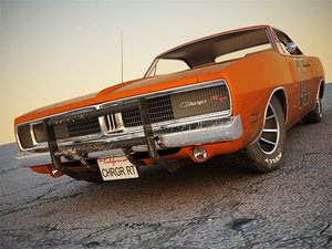 dodge charger general max