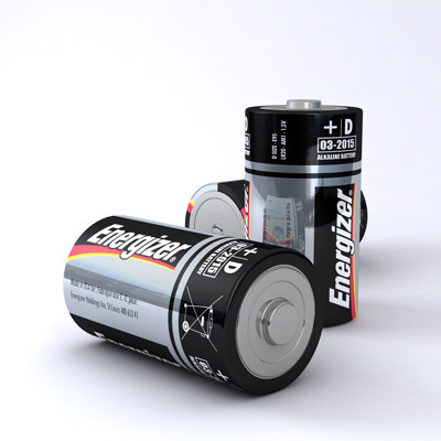 max d energizer battery