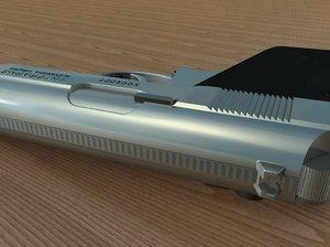 gun-01 3d model