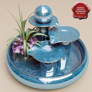 3d home fountain v3
