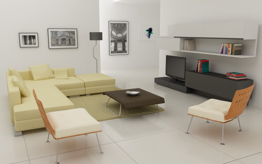 3ds living room 03b