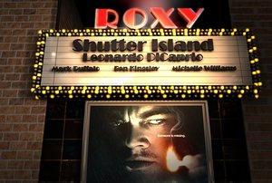 cinema4d movie marquee