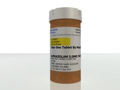 prescription bottle max