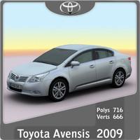2009 Toyota Avensis