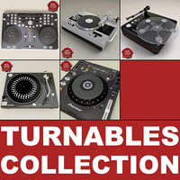 Turntables Collection