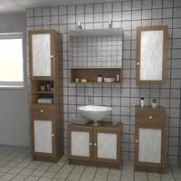bathroom textur 3d 3ds