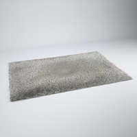 p3d wool carpet
