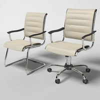 chair office stool contemporary  modern metal