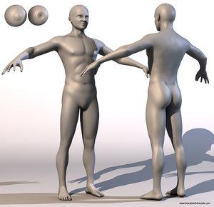 male body max