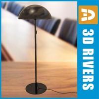 floor lamp lights 3d 3ds