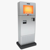 Movie Ticket Machine 1