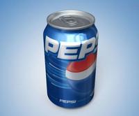 pepsi cans 3d 3ds
