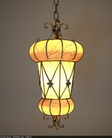 3d fine art lamp - model