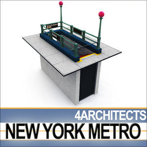 new york metro vol 1 3d 3ds