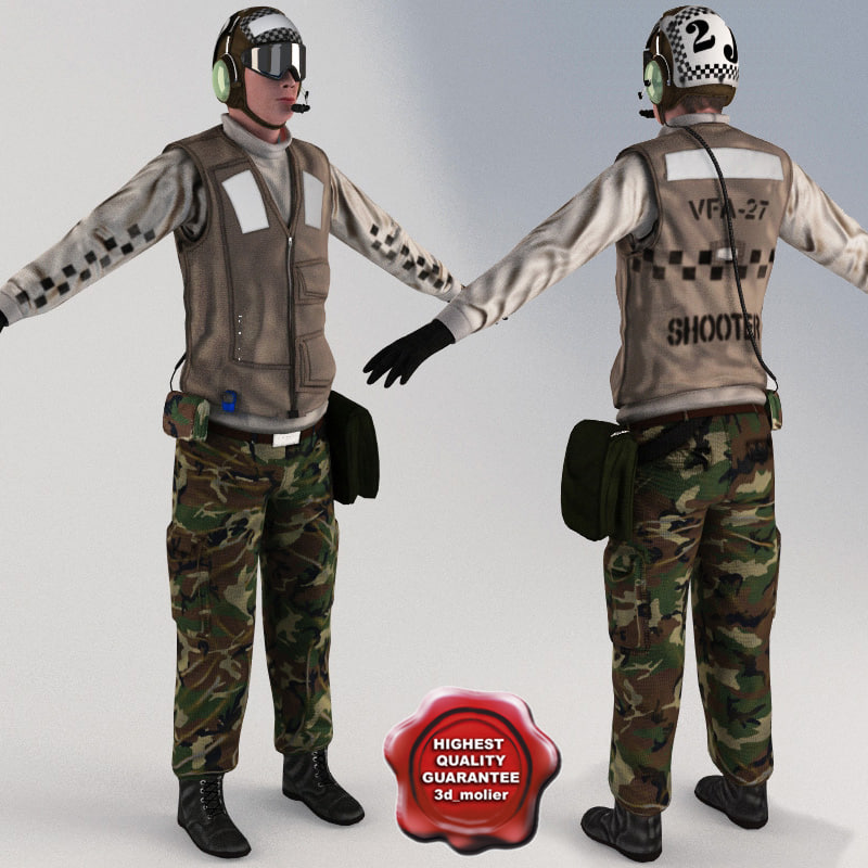 lwo aviation boatswain v2 t-pose