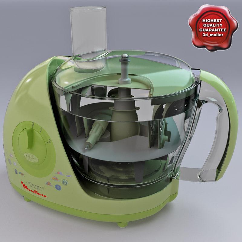 food processor moulinex ovatio 3ds