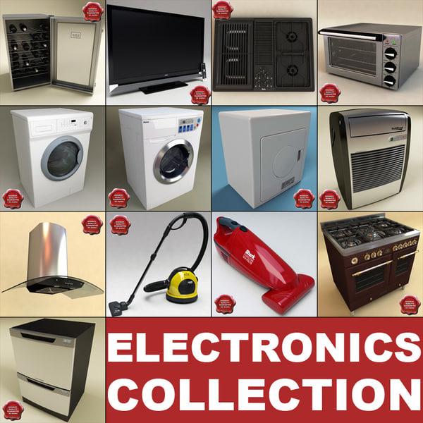3d home electronics
