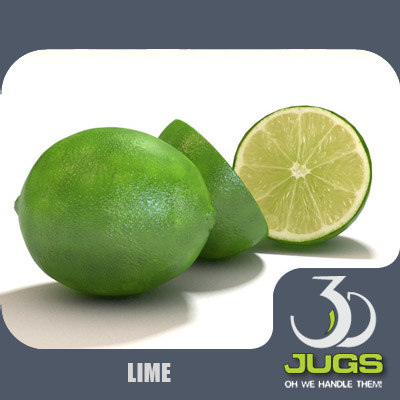 lime fruits mr 3d max
