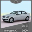 2009 Mercedes C class