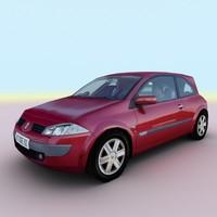 2007 renault megane 3ds