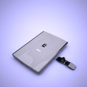 scanner 3d lwo