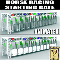 3ds horse racing - starting
