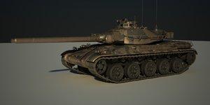 amx-30 b2 tank max free