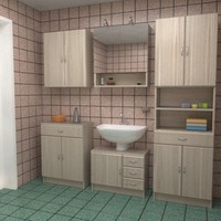 max bathroom textur