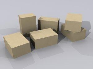 ready box 3d 3ds