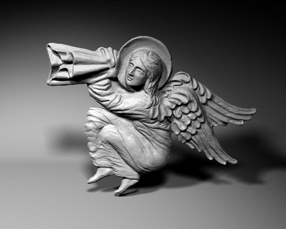 3ds max angel