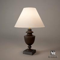 jnl balmoral lamp 3d model