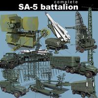 SA-5 battalion