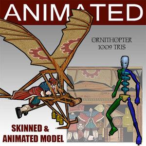 3dsmax glest animation
