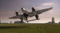 recon aircraft p38 lightning 3d max
