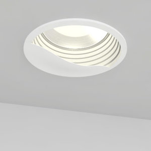 3ds max recessed light wall washer
