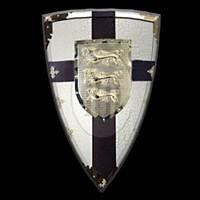 free obj mode medieval shields