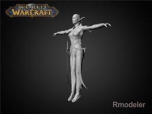 model is 3d model