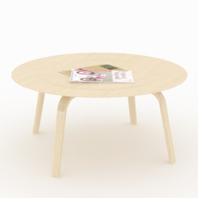 eames plywood max