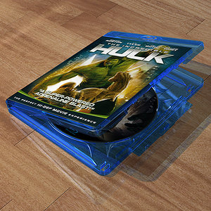 3d blu-ray disc cover