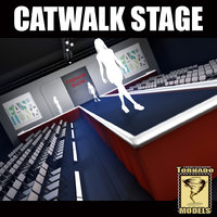 Catwalk stage