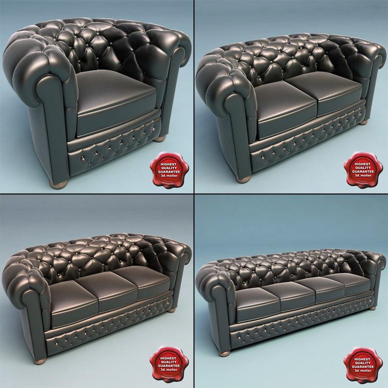 3d model furniture v5