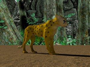 3ds wild animal