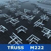maya truss m222