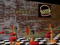 burger 3ds free